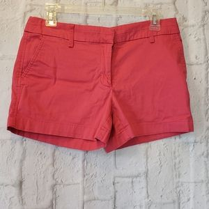 CAMBRIDGE DRY GOODS Pink Shorts Women's 4